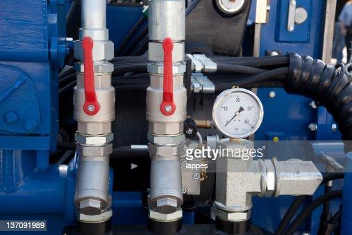 hydraulic detail