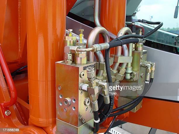 Hydraulik-Bagger