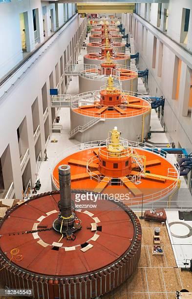 Hydro-generatori di potenza elettrica