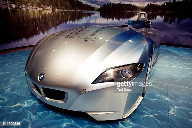 Bmw Hydrogen Foto e immagini stock | Getty Images