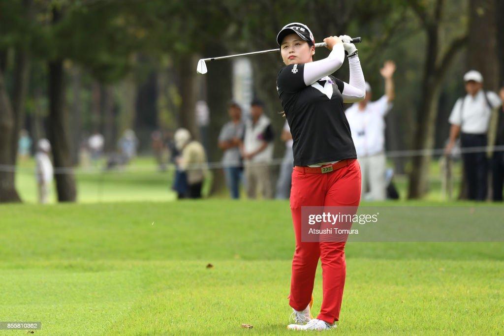 Japan Women's Open 2017 - Round Three