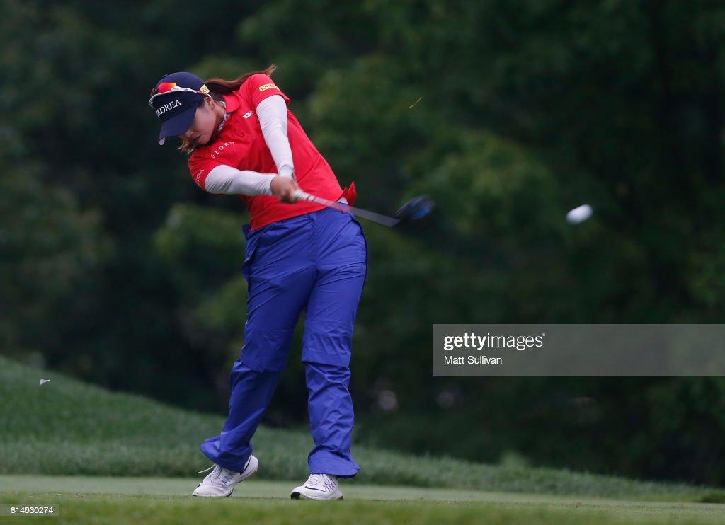 U.S. Women's Open - Round Two