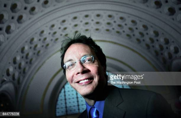 PHOTOGRAPHER Hyosub Shin/FTWP CAPTION A portrait of Alan Colmes cohost of Fox News Chanel's Hannity Colmes during his Book Signing party at the...