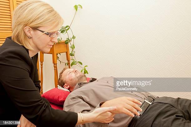 Hypnotherapie Entspannung