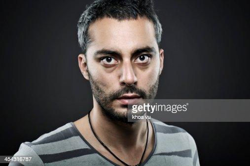 Hypnotic eyes : Stock Photo