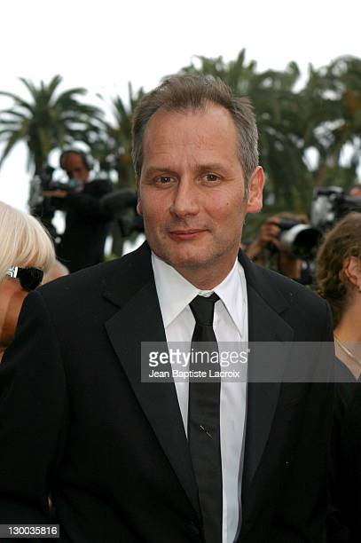Hyppolite Girardot during 2004 Cannes Film Festival 'Troy' Premiere at Palais Du Festival in Cannes France