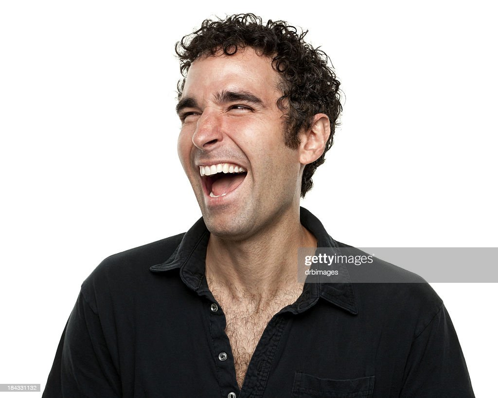 Hysterical Laughing Man
