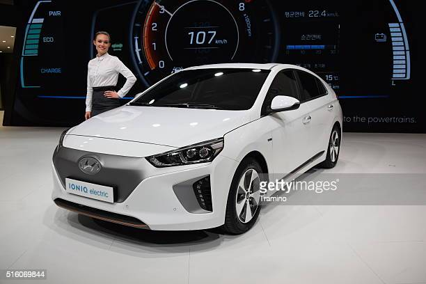 Hyundai Stock Photos And Pictures Getty Images