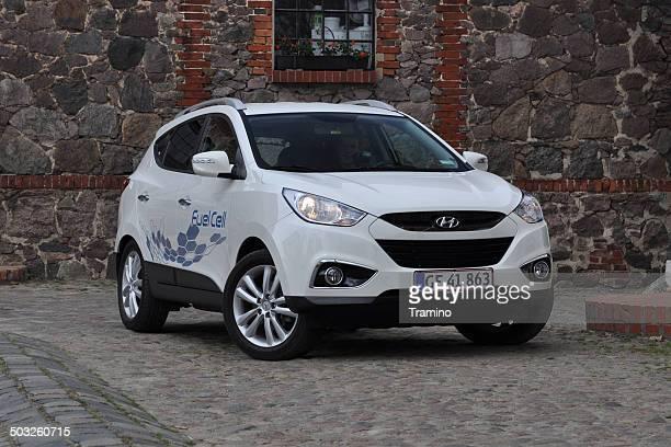 Hyundai ix35 Fuel Cell - car powered by hydrogen