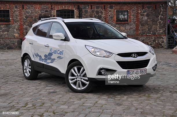 Hyundai ix35 Kraftstoffpumpe Cell-Auto, das von Wasserstoff