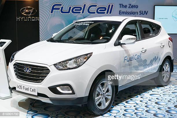 Hyundai ix35 Fuel Cell crossover SUV