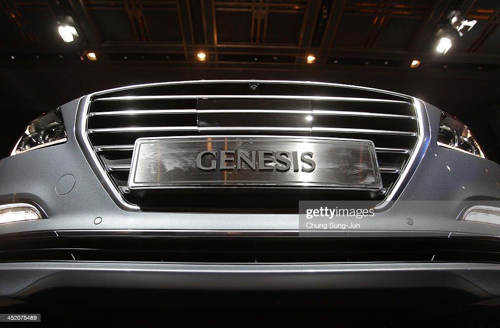 genesis car maker autos post. Black Bedroom Furniture Sets. Home Design Ideas
