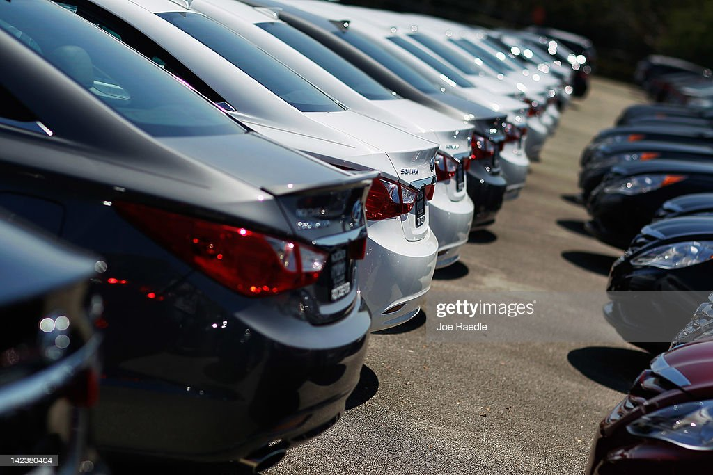 Rick Case Hyundai >> March Auto Sales Numbers Point To Best Year Since 2008 For Industry | Getty Images
