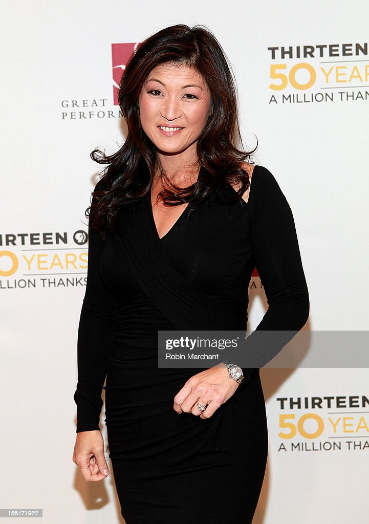 Hyunju 'Juju' Chang attends the THIRTEEN 50th Anniversary Gala Salute at David Koch Theatre at Lincoln Center on November 15, 2012 in New York City.
