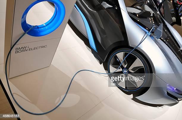 BMW i8 Konzept