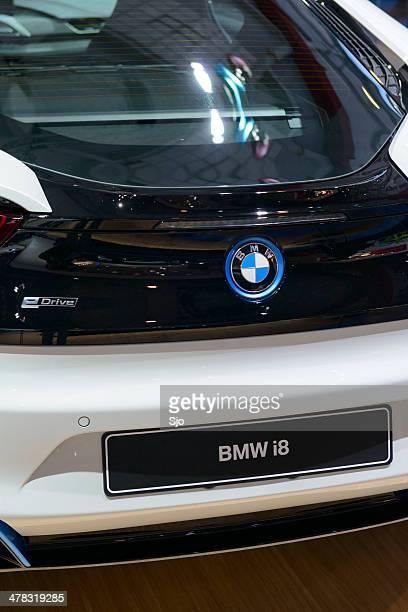 BMW i8 Hybrid detail