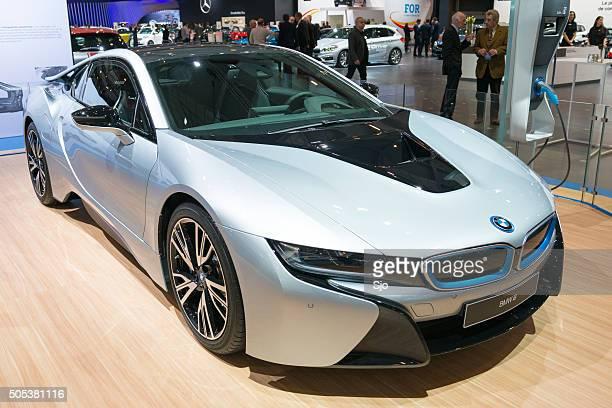 BWW i8 Hybrid-Auto