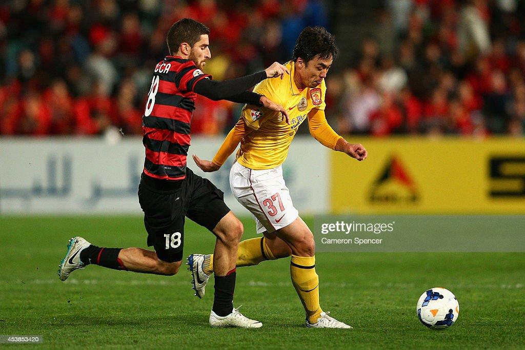 ACL Quarter Final - Western Sydney v Guangzhou