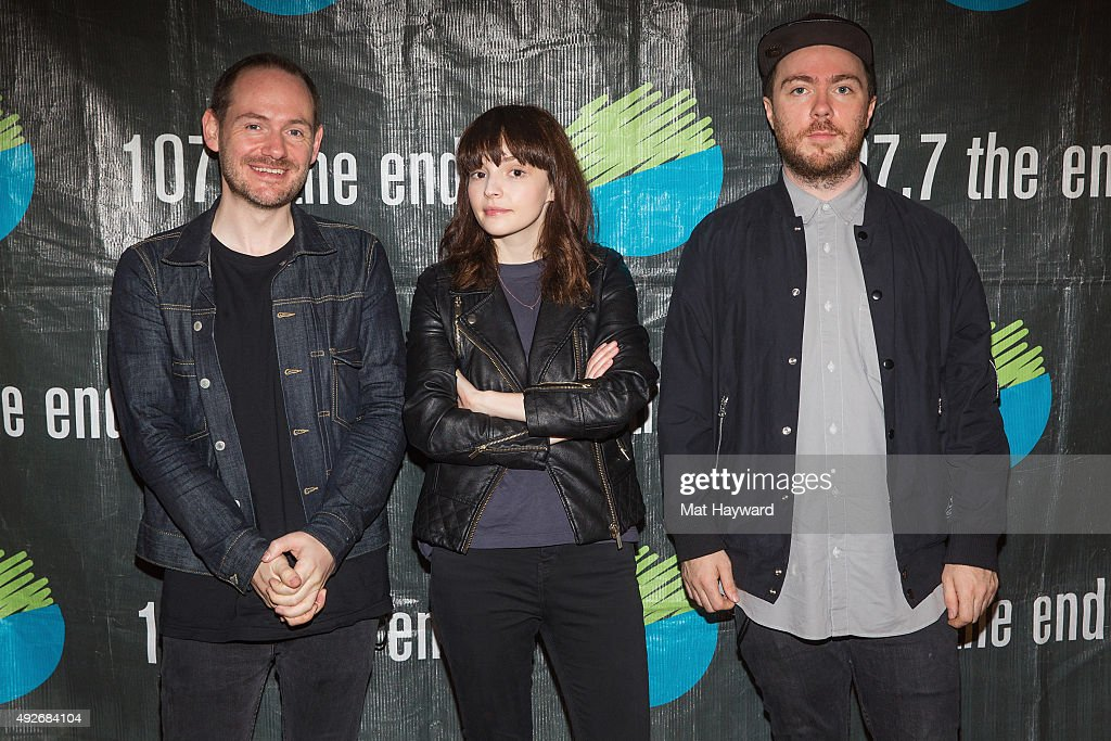 Chvrches Endsession Hosted By 107.7 The End
