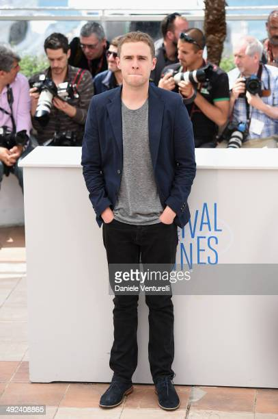 Iain De Caestecker attend the 'Lost River' photocall during the 67th Annual Cannes Film Festival on May 20 2014 in Cannes France