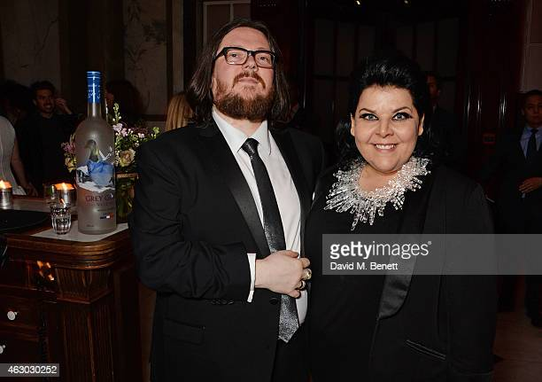 Iain Forsyth and Jane Pollard attend The Weinstein Company Entertainment Film Distributor StudioCanal 2015 BAFTA After Party in partnership with...