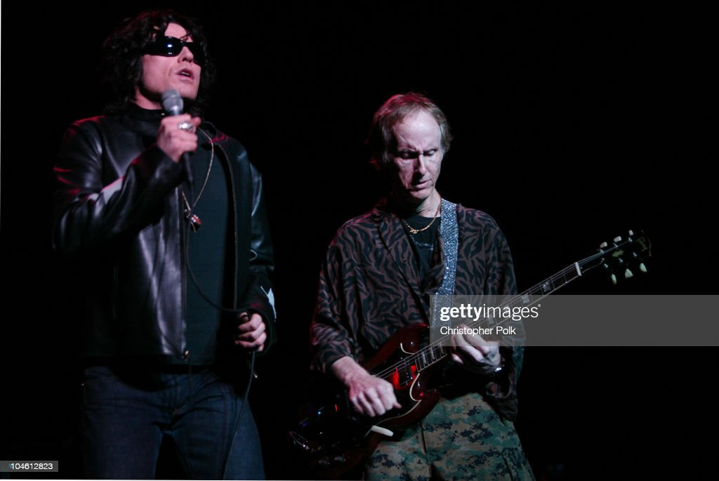Ian Astbury and Robby Krieger of The Doors of the 21st Century