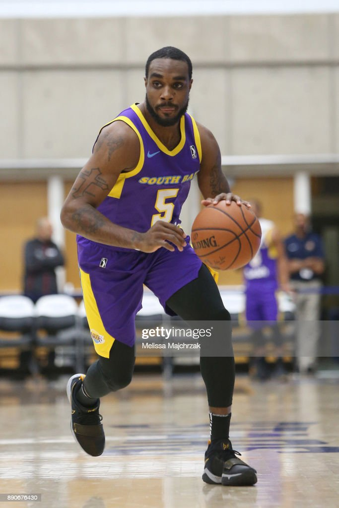 South Bay Lakers v Salt Lake City Stars