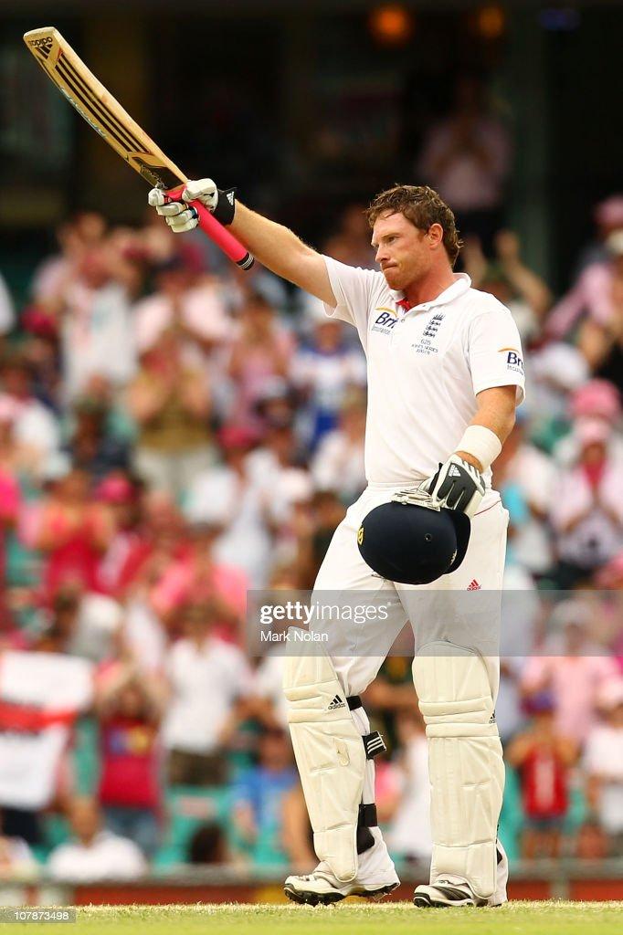 Fifth Test - Australia v England: Day Three
