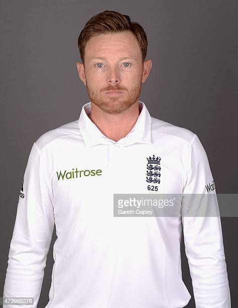 Ian Bell of England poses for a portrait at Lord's Cricket Ground on May 19 2015 in London England