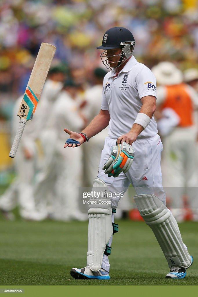Australia v England - Fourth Test: Day 3