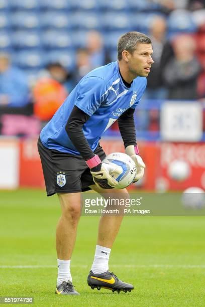 Ian Bennett Huddersfield Town