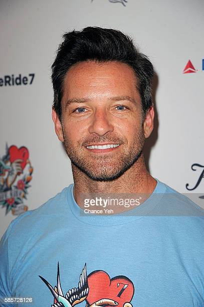 Ian Bohen attends 7th annual LifeRide for amfAR at Kiehl's Since 1851 Flagship Store on August 3 2016 in New York City