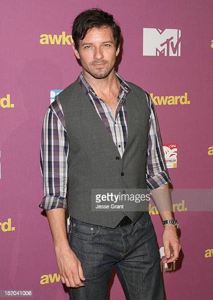 Ian Bohen attends MTV's 'Awkward' Season 2 Finale Event at The Colony on September 10 2012 in Los Angeles California