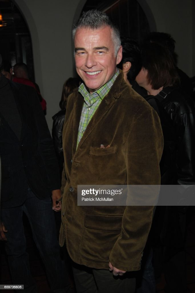 Ian Buchanan attends Mauricio and Roger Padilha's The Stephen Sprouse Book Launch at The Chateau Marmont on March 10, 2009 in Hollywood, California.