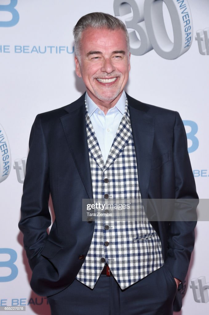 Ian Buchanan attends the CBS's 'The Bold And The Beautiful' 30th Anniversary Party at Clifton's Cafeteria on March 18, 2017 in Los Angeles, California.