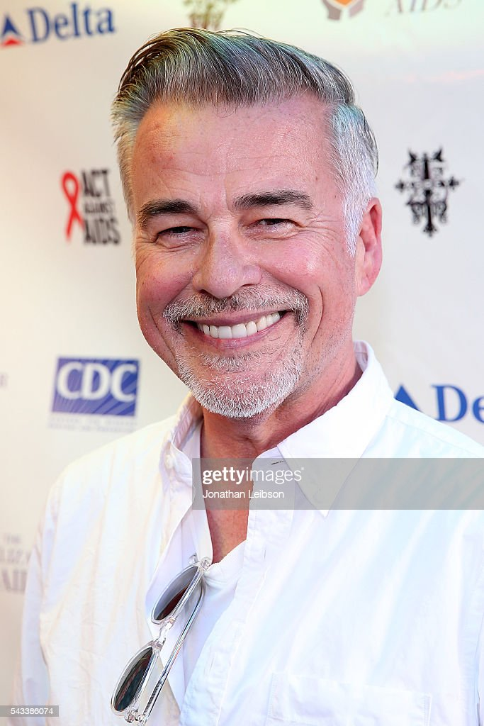 Ian Buchanan attends The Elizabeth Taylor AIDS Foundation Co-hosts National HIV testing Day With The CDC's Act Against AIDS at The Abbey in West Hollywood at The Abbey on June 27, 2016 in West Hollywood, California.