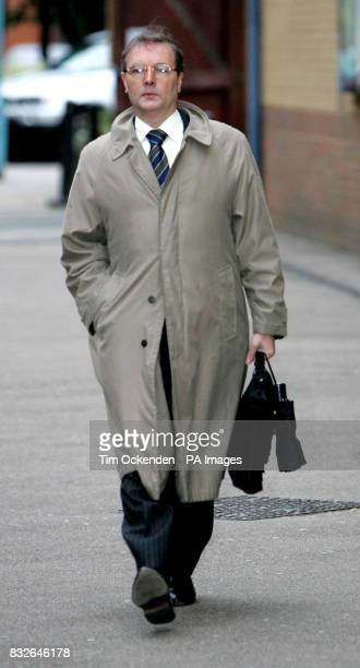 Ian Gilbert arrives at Guildford Crown Court where the jury trying him for allegedly raping his chess prodigy daughter are still considering their...