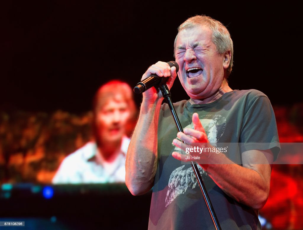 Deep Purple Perform At The O2 Arena