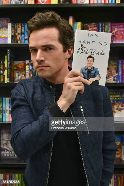 Ian Harding attends a book signing for his book 'Odd Birds' at Barnes Noble at The Grove on May 9 2017 in