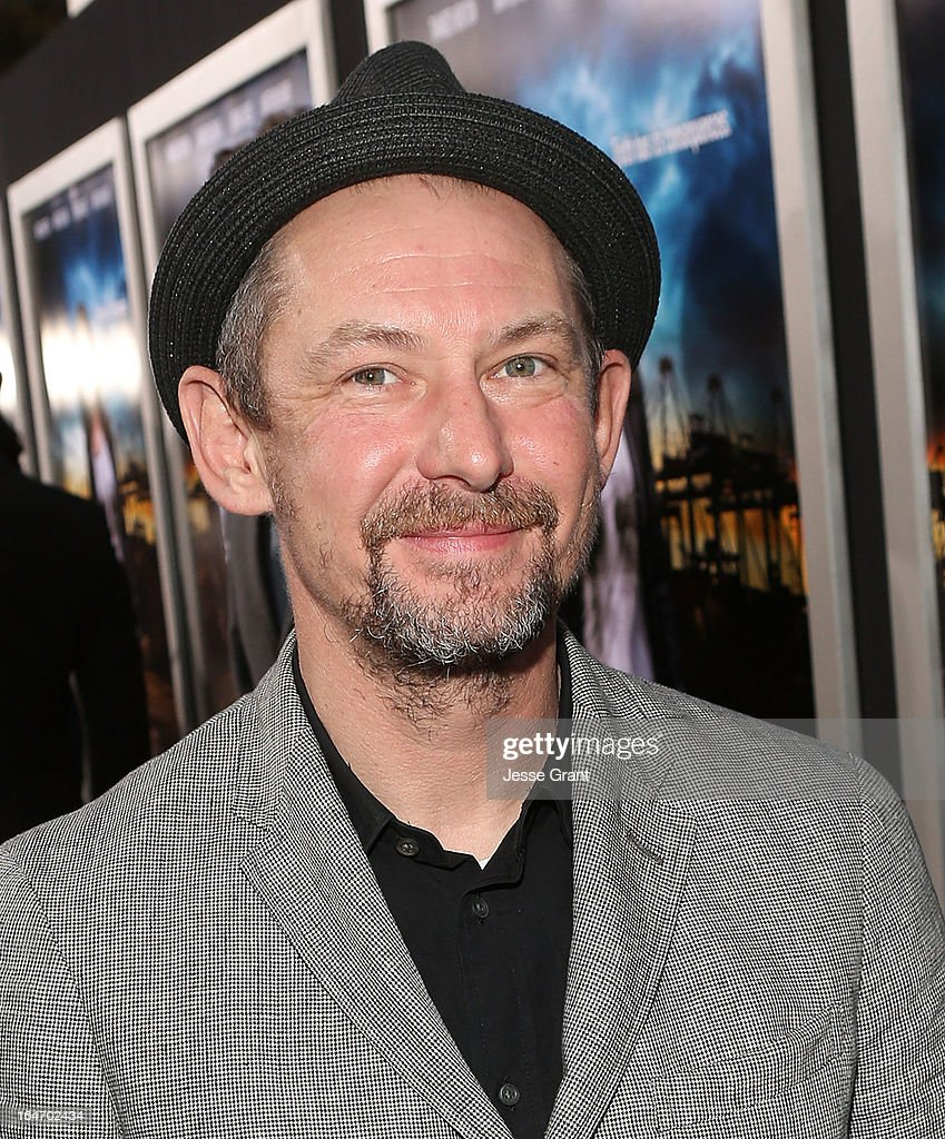 Ian Hart attends the Los Angeles Premiere of Rogue at ArcLight Cinemas on March 26, 2013 in Hollywood, California.