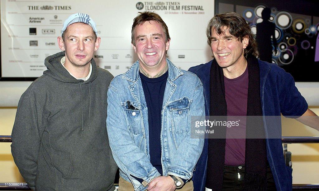 "The Times BFI London Film Festival 2003 -  ""Blind Flight"" Screening"