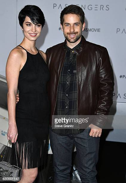 Ian Hecox arrives at the Premiere Of Columbia Pictures' 'Passengers' at Regency Village Theatre on December 14 2016 in Westwood California