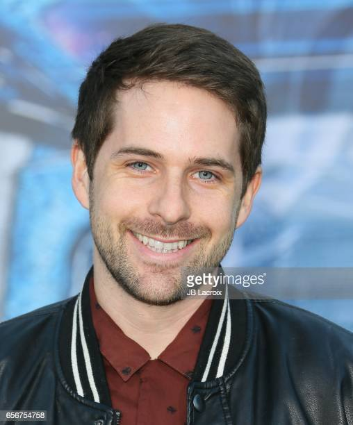 Ian Hecox attends the premiere of Lionsgate's 'Power Rangers' on March 22 2017 in Westwood California