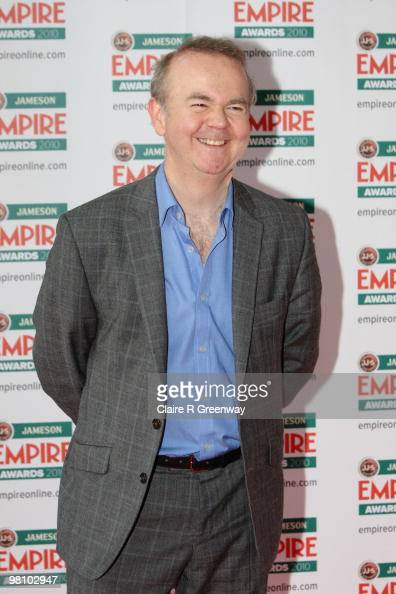Ian Hislop arrives for the Jameson Empire Film Awards held at the Grosvenor House Hotel on March 28 2010 in London England