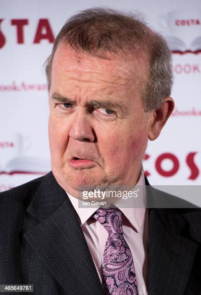 Ian Hislop attends the Costa Book of the Year awards at Quaglino's on January 28 2014 in London England