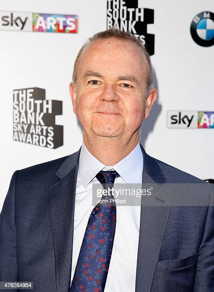 Ian Hislop attends the South Bank Sky Arts Awards at The Savoy Hotel on June 7 2015 in London England
