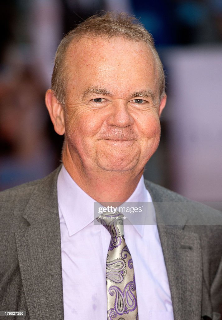 Ian Hislop attends the World Premiere of 'Diana' at Odeon Leicester Square on September 5, 2013 in London, England.