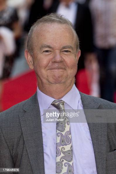 Ian Hislop attends the World Premiere of 'Diana' at Odeon Leicester Square on September 5 2013 in London England