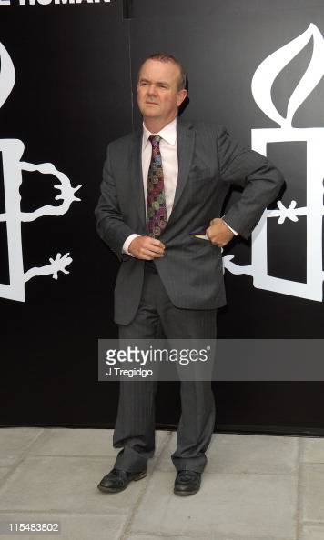 Ian Hislop during Amnesty International's Human Rights Action Centre Opening at Amnesty Human Rights Action Centre in London Great Britain