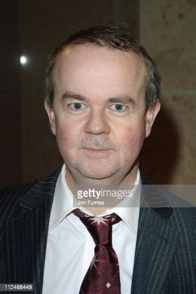 Ian Hislop during Sony Ericsson Empire Film Awards 2006 Inside at Cobden Club in London Great Britain